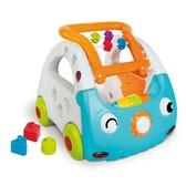 Sensory Интерактивный развивающий центр 3 в 1 Мой автомобиль