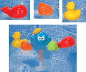 Игровой набор для купания Осьминог Оскар и друзья, Devik play joy от DEVIK play joy