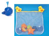Игровой набор для купания Сумка-уточка для ванной, Devik play joy от DEVIK play joy