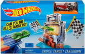 Трек Гонки в городе Triple Target Takedown, Hot Wheels