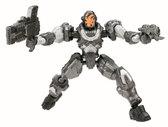 Робот M.A.R.S. Рядовой на шарнирах (серый), Hap-p-kid