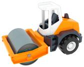 Машинка Каток серии Tech Truck, Wader от Wader