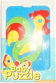 Развивающая игрушка Петух Baby puzzles, Wader