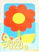 Развивающая игрушка Цветок Baby puzzles, Wader от Wader