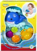 Игрушка для ванной Дельфин Водяное колесо, BeBeLino от BeBeLino (Бебелино)