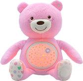 Игрушка музыкальная Медвежонок (розовый), Chicco от Chicco(Чико)