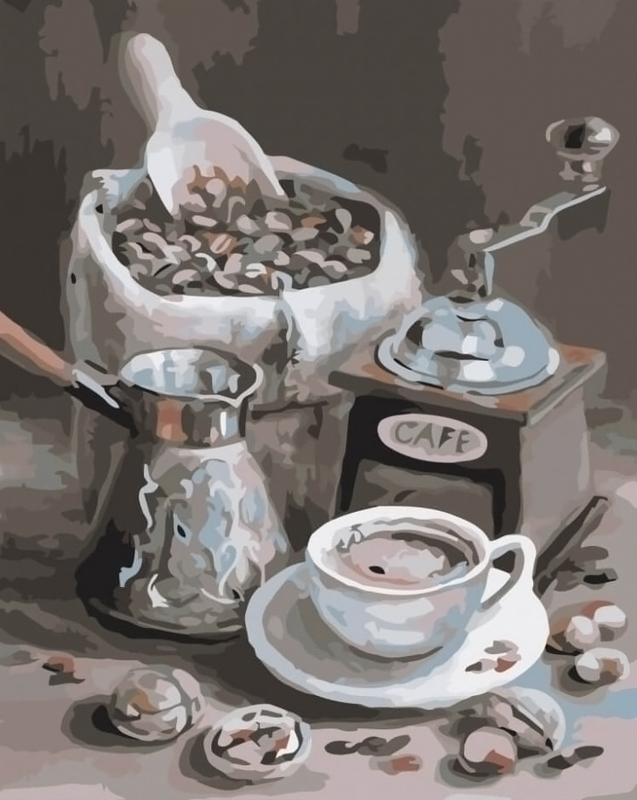 Аромат кофе 40 х 50 см