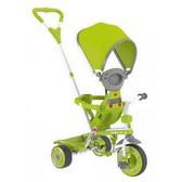 Y STROLLY Детский велосипед Spin зеленый