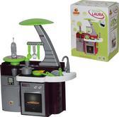 Игровой набор Кухня Laura с варочной панелью (в коробке)