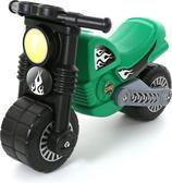 Мотоцикл Моторбайк, зелёный
