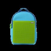 Рюкзак Upixel Rainbow Island - Сине-зелёный