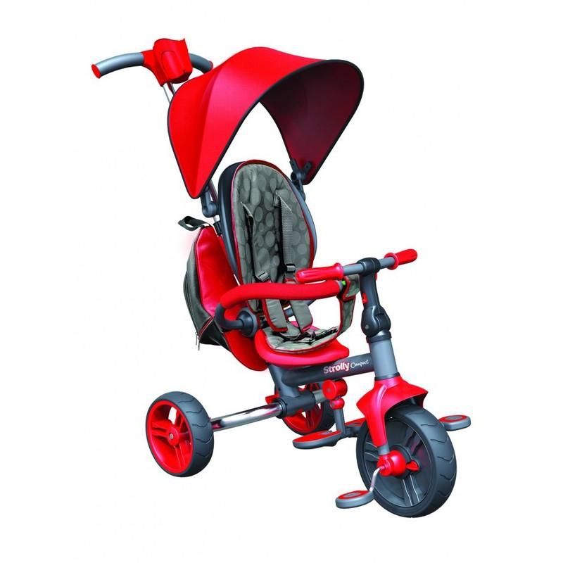 Детский велосипед Compact красный