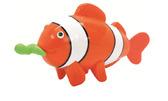 Игрушка для ванной комнаты «Рыбка-клоун с червячком» от Navystar (Навистар)