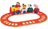 Игрушка со световыми эффектами «Музыкальный поезд» (3 животных) от Navystar (Навистар)