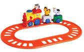 Игрушка со световыми эффектами «Музыкальный поезд» (2 животных) от Navystar (Навистар)