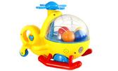 Музыкальная игрушка со световыми эффектами «Вертолет» от Navystar (Навистар)