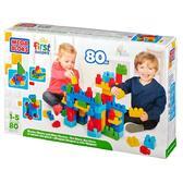 Набор конструктора в коробке;80 дет.;детали maxi;1+ от Mega Bloks (Мега Блокс)
