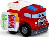 Пожарный автомобиль; 3дет., 1+ от Mega Bloks (Мега Блокс)
