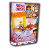 Серия Дора. Набор В саду; 19дет., 3+ от Mega Bloks (Мега Блокс)