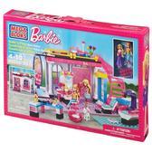 Серия Барби. Набор конструктора Салон красоты; 176дет.;4+ от Mega Bloks (Мега Блокс)