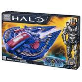 Серия Halo.Набор конструктора Летательный аппарат Серафим (Ковенанат);566дет. от Mega Bloks (Мега Блокс)