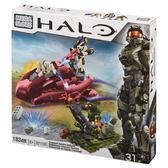 Серия Halo.Набор конструктора Засада (Ковенант);183дет. от Mega Bloks (Мега Блокс)