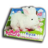 Интерактивная игрушка Кузя - мой забавный кролик, 3+ от AniMagic