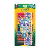 14 мини маркеров легко смываемых, 3+ от Crayola (Крайола)