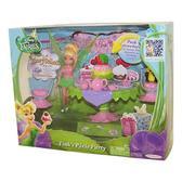 Игровой набор Дисней  Вечеринка феи Динь Динь (11см) от Disney Fairies Jakks (Феи Диснея)