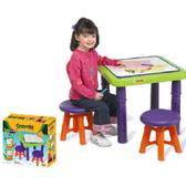 Стол с 2 стульчиками, 3+ от Crayola (Крайола)
