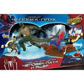 Серия Спайдермен. Сборная игрушка Спайдермен и Лизард;104дет.;5+;делюкс от Klip Kitz