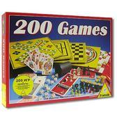 Набор настольных игр 200 в 1 + шахматы; 6+ от Piatnik