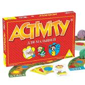 Настольная игра Активити (Activity) для малышей, 4+ от Piatnik