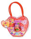 Набор Розовая сумочка Кукла Пинипон с котом от Pinypon (Пинипон)