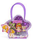 Набор Фиолетовая сумочка Кукла Пинипон с котом от Pinypon (Пинипон)