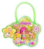 Набор Салатовая сумочка Кукла Пинипон с черепахой от Pinypon (Пинипон)