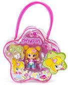 Набор Малиновая сумочка Кукла Пинипон с зайцем от Pinypon (Пинипон)