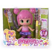 Кукла Пинипон с набором аксессуаров, розовые волосы от Pinypon (Пинипон)