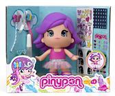Кукла Пинипон с набором аксессуаров, фиолетовые волосы от Pinypon (Пинипон)