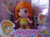 Кукла Пинипон с набором аксессуаров, оранжевые волосы от Pinypon (Пинипон)