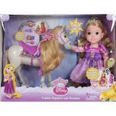 Кукла-малышка Рапунцель с лошадкой серии Дисней-Принцессы. от Disney Princess Jakks