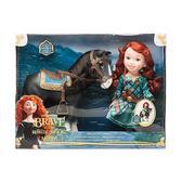 Кукла-малышка Мерида с лошадкой серии Дисней-Принцессы. от Disney Princess Jakks