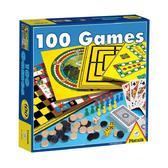 Набор настольных игр 100 в 1;6+ от Piatnik