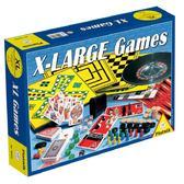 Набор настольных игр XL+ шахматы+рулетка; 7+ от Piatnik