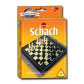 Настольная дорожная игра Шахматы, 10+ от Piatnik