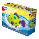 Игрушка для игр в воде на батарейках Волшебная рыбка - Пятнышка; 1+ от BeBeLino (Бебелино)