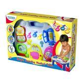 Детская игрушка Музыкальный стол;свет;звук;18М+ от BeBeLino (Бебелино)