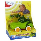 Детская инерц.игрушка Автомобиль Крокодил Робби;18М+ от BeBeLino (Бебелино)