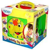 Детская игрушка-сортер Кубик;9М+ от BeBeLino (Бебелино)