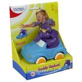 Детская инерц.игрушка Автомобиль Слоненок Фредди;18М+ от BeBeLino (Бебелино)